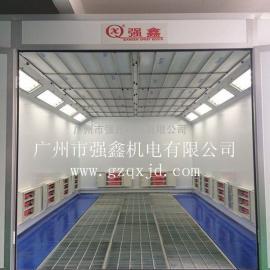 强鑫厂家供应标准型汽车烤漆房、汽车喷烤漆房报价