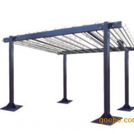 铝条输送架中空玻璃铝框输送机中空玻璃辅助设备
