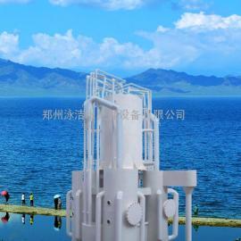 景观河人工湖水循环过滤设备 景观湖水净化过滤设备生产厂家