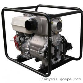 原装进口WT30HX本田动力汽油泥浆泵 3寸本田污水泵