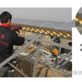 宾馆洗浴 浴场洗浴 太阳能燃气并联系统锅炉工程