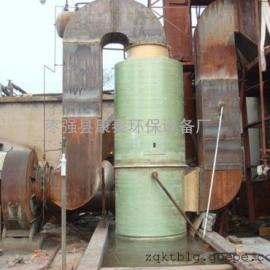螺旋(旋流板)水��淋�硫除�m器