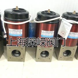 电磁真空充气阀,DDC电磁真空带充气阀,2X真空电磁阀