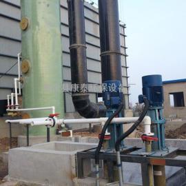 小型燃煤锅炉脱硫除尘器