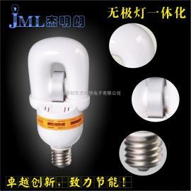 无极灯厂家供应高寿命免维护 60W 40W 23W 18W 一体化