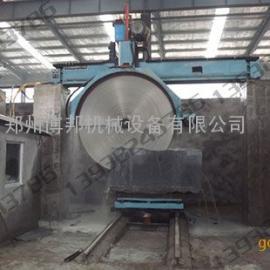 山沃�C械QJS1800型大型�蚴�A�P�石�C 石材加工�C械