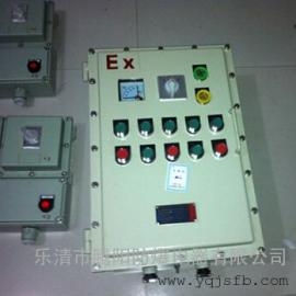 �板焊接防爆按�o控制箱