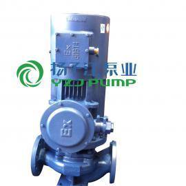 节能环保立式管道泵:IRG单级单吸热水管道离心泵