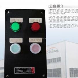 两灯两钮三防操作柱