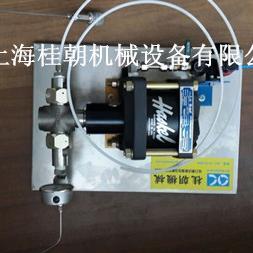 气动液体增压泵