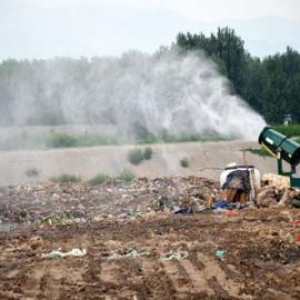 垃圾中转站除臭 渗滤液臭气处理 污水废气治理 屠宰场恶臭除异味