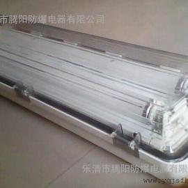 BAY81-Q28X2h防爆护栏式荧光deng