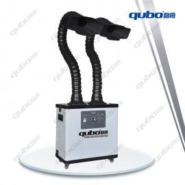 酷柏焊锡烟雾净化器/烟雾处理器DX1001