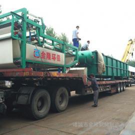 金隆污水处理设备厂家,污泥压滤机厂家