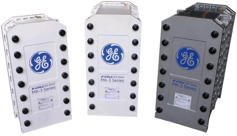 SUEZ高纯水制取设备EDI模块E-Cell-3X模块