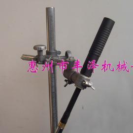 万向可调支架喷漆流水线专用WA101自动喷漆枪固定枪架