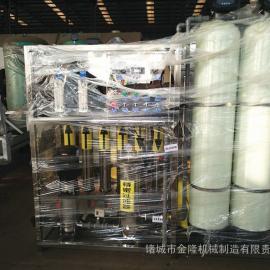 厂家直xiao反渗透污水处li设备
