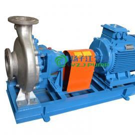 离心泵厂家直销,IH型单级单吸离心泵,不锈钢耐腐蚀卧式泵