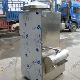 定制 移动式脉冲除尘器 不锈钢除尘器 钢板喷塑除尘器