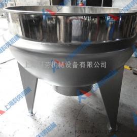 立式电热夹层锅