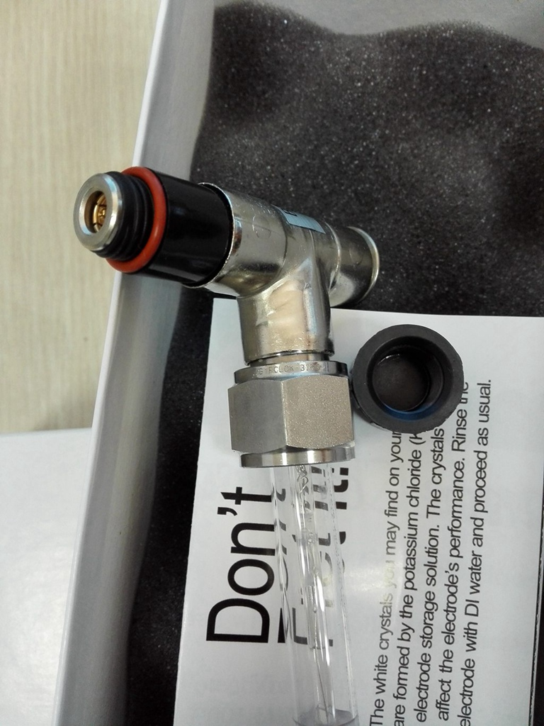 F-915生物制药ORP电极带T型把手和S8接头
