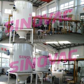 小麦粉尘治理SINOVAC真空吸尘系统