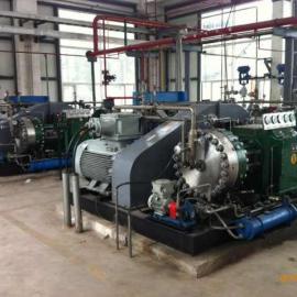 氢气隔膜压缩机