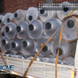 优质【柴油机发电机组排气消声器】就在蓝宇净化