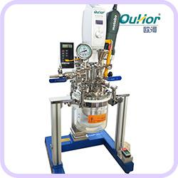 1AIR-2L实验室真空搅拌|真空反应釜|真空乳化机