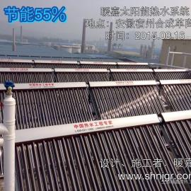太阳能集中集热�?� 节能热水工程 学校浴室太阳能