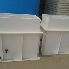 可来图定制各尺寸PP电解槽酸碱槽电镀槽