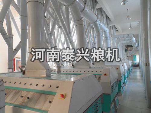 河南面粉机-河南泰兴面粉机械