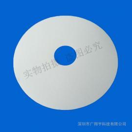 370*80mm电镀过滤纸 340*45mm 纯木浆精密滤纸