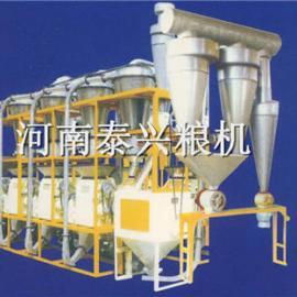 小型面粉机|石磨面粉机|面粉机械|磨面机|清粮机