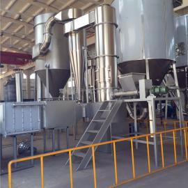 2500kg/h水苏糖立式喷粉塔、喷塔式干燥机价格