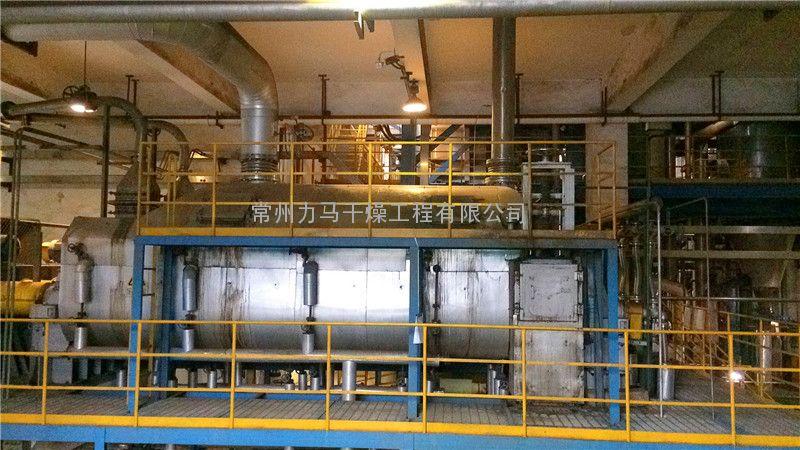 抗生素污泥双轴污泥干燥机KJG-200