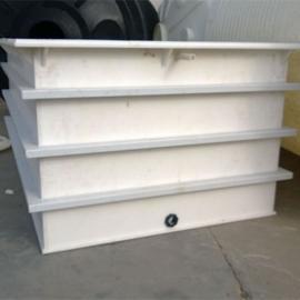 萧山厂家直供聚氟乙烯酸洗池PVC电解槽防腐酸洗槽