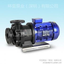 AMX-655 无轴封磁力驱动泵浦 磁力泵生产厂家 耐酸碱泵