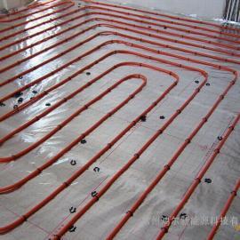 家庭安装地暖系统