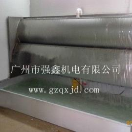 强鑫带盆水帘柜 水帘喷漆柜 不锈钢水帘柜