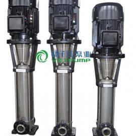 管道泵:QDLF不锈钢热水泵|立式多级热水增压泵热水多级泵