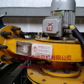TD-375AF工业用高效无污染排油烟风机