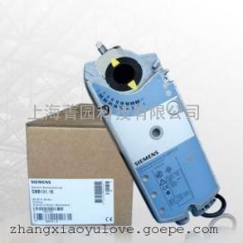 西门子风阀执行器GDB131.1E特价