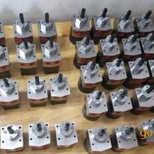 静电喷漆泵静电喷漆齿轮泵自动喷漆泵静电涂料齿轮泵
