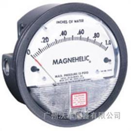 美国Dwyer2000系列Magnehelic差压表2300-60Pa