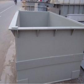 加厚定制款PP电镀槽PVC塑料酸洗槽防腐电镀槽电解槽