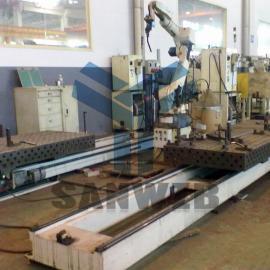 家具装备机械焊接工装夹具,家具装备机器人柔性焊接工装夹具