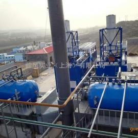 炫风节能RGZFQ-X-X瓦斯发电机组配套余热蒸汽锅炉