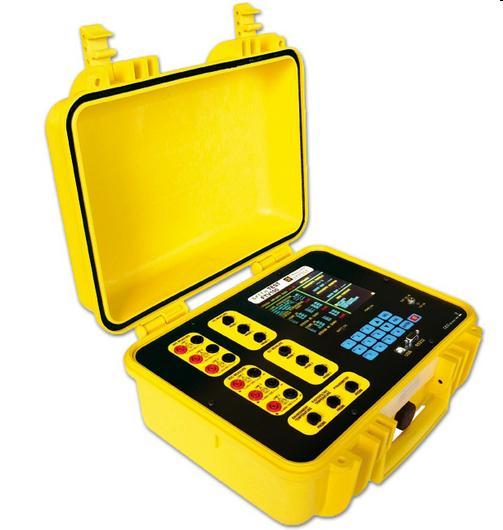 法国CA公司FTV100光伏系统效率测试仪