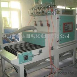 电镀电泳氧化专用自动喷砂机